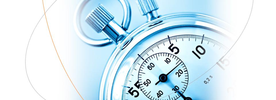 Openingstijden Fysiofit Stopwatch